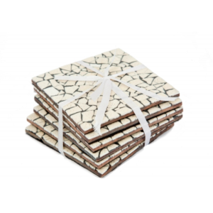 MOSAIC SET OF COASTERS